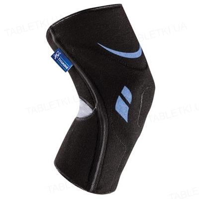 Бандаж на коленный сустав Thuasne Silistab Genu 2345 с противоударным пателлярным направителем, размер 4